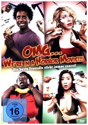 OMGWe`re in a Horror Movie!!!, DVD