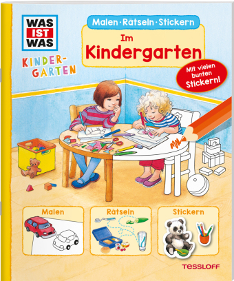 Im Kindergarten, 1