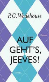 Auf geht's, Jeeves! Cover