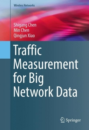 Traffic Measurement for Big Network Data