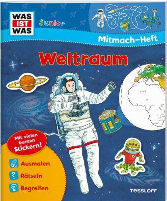 Weltraum, Mitmach-Heft