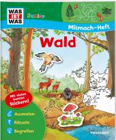 Wald, Mitmach-Heft
