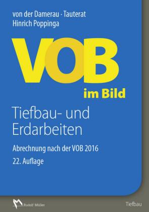VOB im Bild - Tiefbau- und Erdarbeiten - E-Book (PDF)