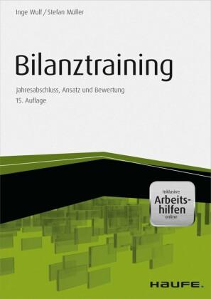 Bilanztraining - inkl. Arbeitshilfen online