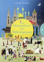 Das Wimmelbuch der Weltreligionen Cover