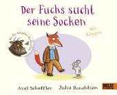 Der Fuchs sucht seine Socken Cover