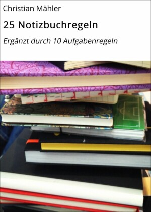 25 Notizbuchregeln