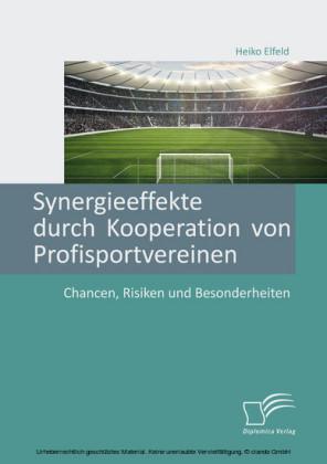 Synergieeffekte durch Kooperation von Profisportvereinen. Chancen, Risiken und Besonderheiten