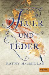 Feuer und Feder Cover