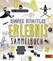 Kinder Künstler Erlebnissammelbuch