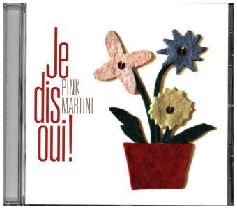 Je dis oui!, 1 Audio-CD
