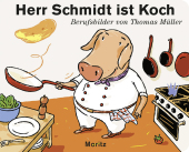 Herr Schmidt ist Koch Cover