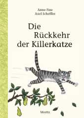 Die Rückkehr der Killerkatze Cover