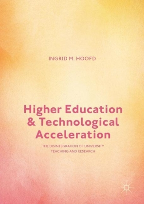 Higher Education and Technological Acceleration