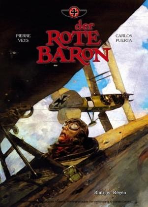 Der Rote Baron - Blutiger Regen