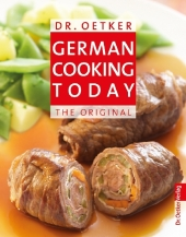 Dr. Oetker German Cooking Today - Reiseausgabe Cover
