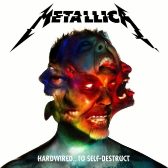 Hardwired...To Self-Destruct, 2 Audio-CDs