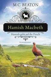 Hamish Macbeth geht auf die Pirsch Cover
