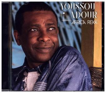 Africa Rekk, 1 Audio-CD