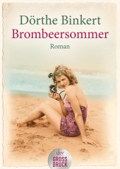 Brombeersommer, Großdruck Cover