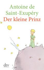 Der kleine Prinz, Großdruckausgabe Cover
