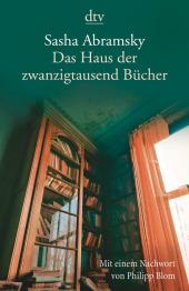 Das Haus der zwanzigtausend Bücher Cover