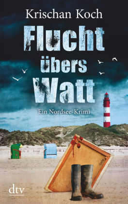 Cover des Mediums: Flucht übers Watt