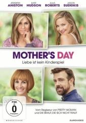 Mothers Day - Liebe ist kein Kinderspiel, 1 DVD Cover