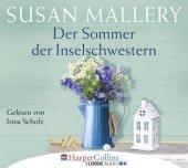 Der Sommer der Inselschwestern, 4 Audio-CDs Cover
