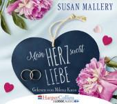 Mein Herz sucht Liebe, 4 Audio-CDs Cover
