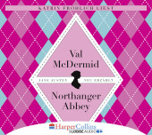 Jane Austens Northanger Abbey, 6 Audio-CDs Cover
