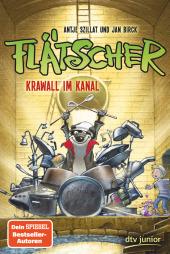 Flätscher - Krawall im Kanal Cover