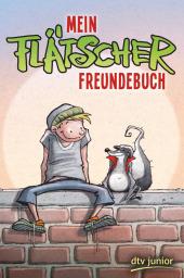 Mein Flätscher Freundebuch Cover