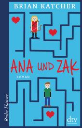 Ana und Zak Cover
