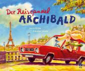 Der Reisepudel Archibald Cover