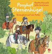 Ponyhof Sternenhügel - Ferienglück auf vier Hufen Cover