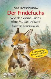 Der Findefuchs, Deutsch-Arabisch Cover