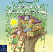 Laura und die Osterüberraschung, Audio-CD