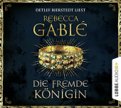 Die fremde Königin, 12 Audio-CDs Cover