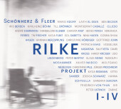 Rilke Projekt I-IV, 4 Audio-CDs Cover