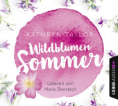 Wildblumensommer, 4 Audio-CDs Cover