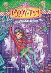 Poppy Pym und der Spuk in der Schulaula Cover