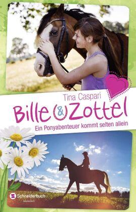 Bille und Zottel - Ein Ponyabenteuer kommt selten allein