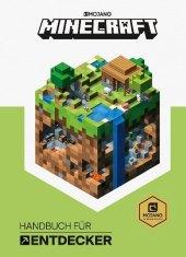 Minecraft - Handbuch für Entdecker Cover