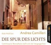 Die Spur des Lichts, 4 Audio-CDs Cover