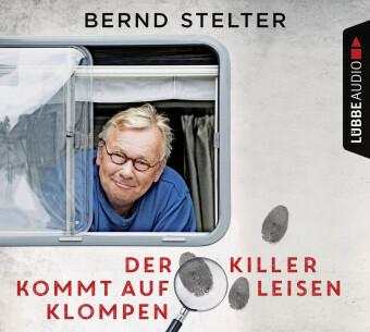 Der Killer kommt auf leisen Klompen, 5 Audio-CDs