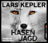Hasenjagd, 6 Audio-CDs Cover