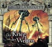 Gruselkabinett - Der Krieg der Welten, 2 Audio-CDs