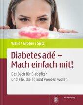 Diabetes adé - Mach einfach mit! Cover
