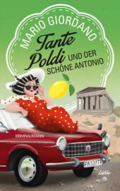 Tante Poldi und der schöne Antonio Cover